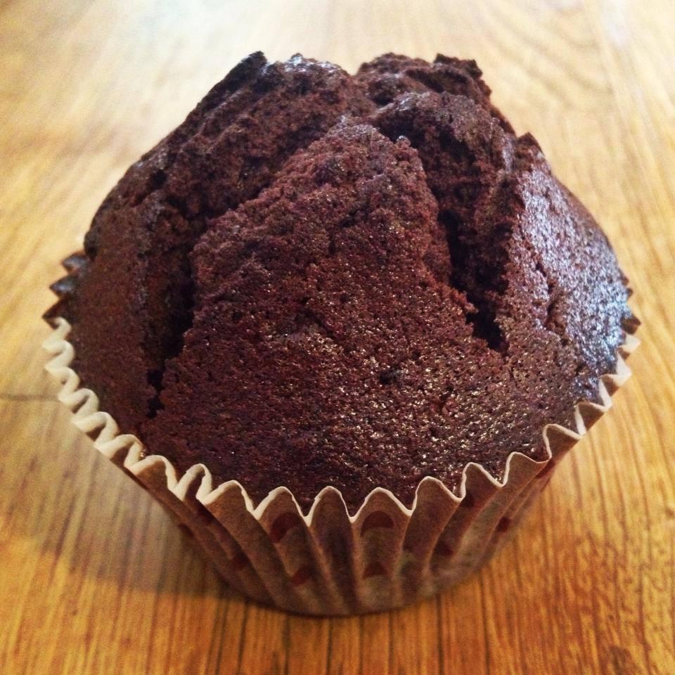 muffins chocolats