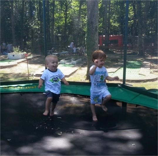 trampoline mignardiere