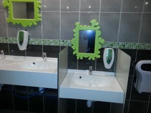 Les toilettes à la Vallée des Rois
