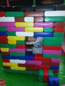 Lego à la Vallée des Rois