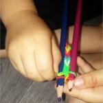 enfant rainbow loom