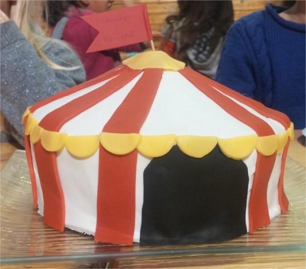 anniversaire cirque luynes