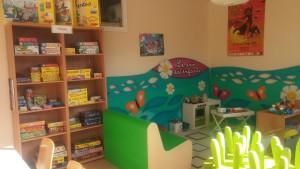 Ludothèque Tours centre- espace enfant