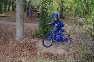 Vélo au Bocage de la Gloriette à Tours