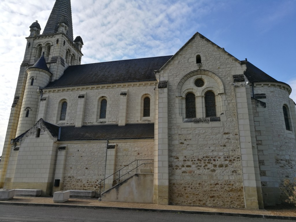 Eglise saint benoit la foret