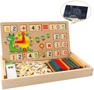 Activité Montessori Math